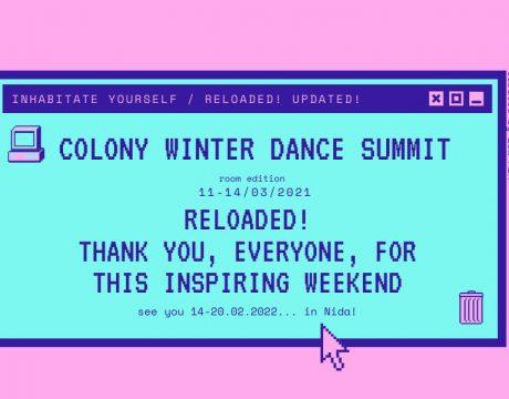 colony winter dance summit 2021